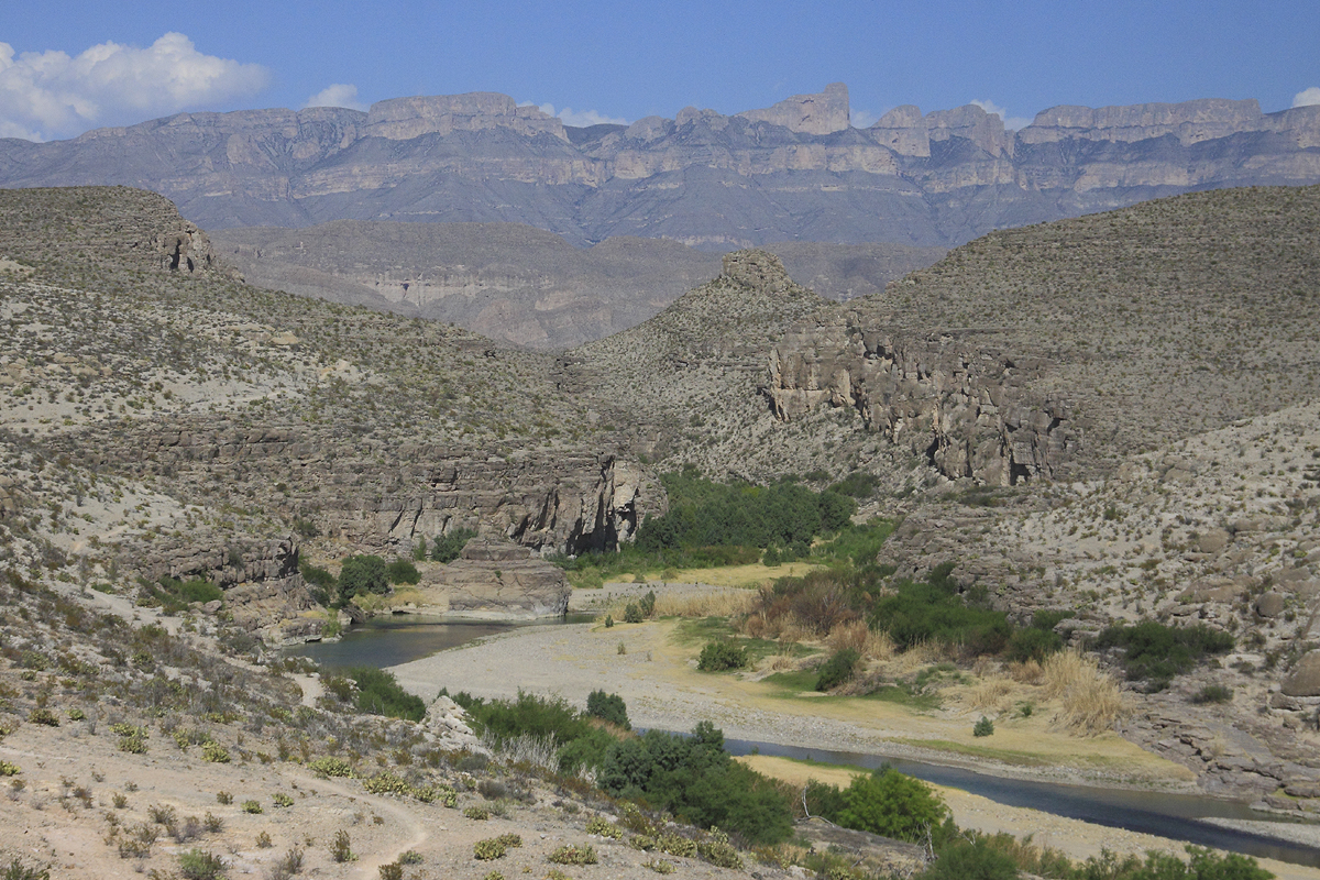 Along The Rio Grande Trail