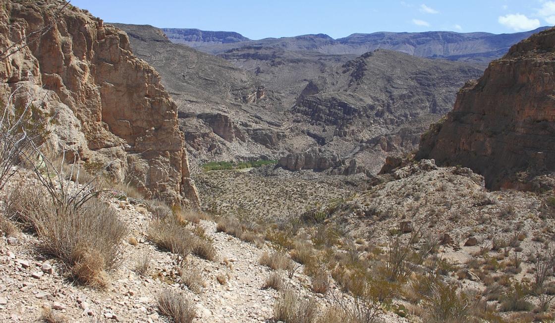 Marufa Vega Trail