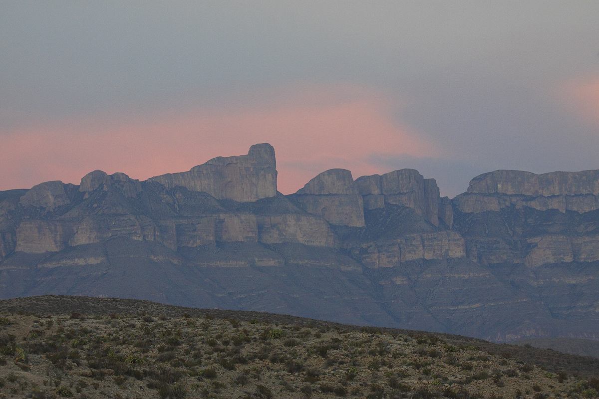 Sierra del Carmen